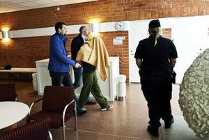 Arkivbild: Anton Everlöv. Mannen. känd som fasadklättraren, utvisades ur landet 2012 men lyckades ändå komma tillbaka olagligt, och gjorde sig skyldig till en misshandel i Östersund 2015.