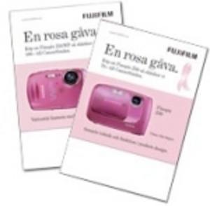 Fujifilm blir rosa