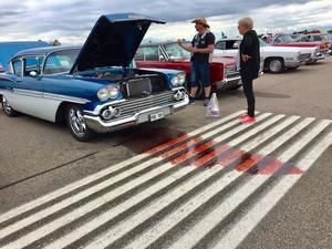 Bilder från Power Big Meet 2017, Hovby flygplats i Lidköping. Foto: Magnus Östin