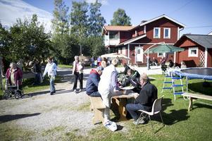 Björgårdens syltmakeri är en av de tretton deltagarna i Mat i Siljans årliga evenemang.