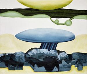 Thomas Carlssons målning