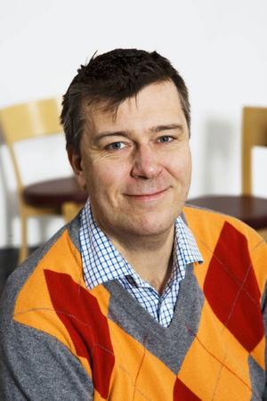 Johan Lindh, mikrobiolog på Smittskyddsinstitutet.