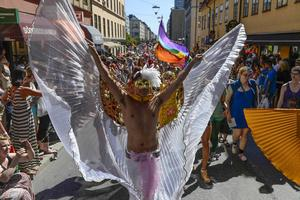 Tiotusentals deltar i Pridefestivalen varje sommar. Hundratusentals tittar på. Men 2013 slutade i domstol.