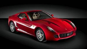 Ferrari 599 GTB Fiorano.Foto: Ferrari