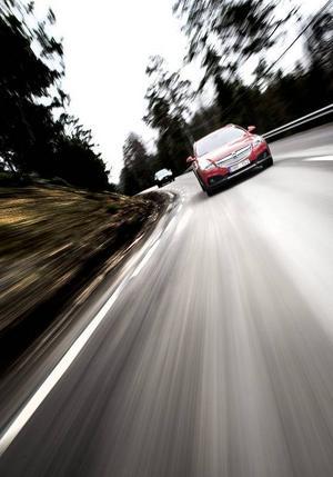 Bildtext 5: Det tog lång tid innan Opel gav sig in i