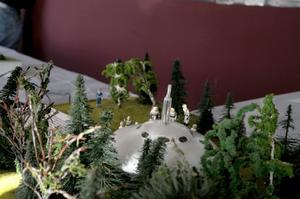 Baserat på vittnesmål har organisationen skapat modeller av UFO-händelser.
