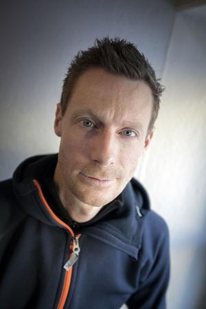Olof Hernborg, narkossköterska.