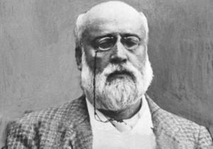 Den svenske skalden Gustaf Fröding (1860-1911)