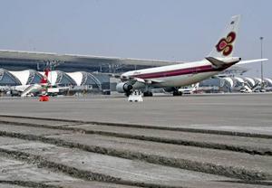 Thai Airlines har inte återlöst biljetterna till Gävlefamiljen Barbu.