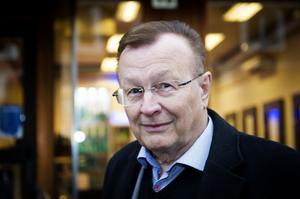 Bengt Söderström, Örnsköldsvik:– Nej jag tycker det känns lite för osäkert för närvarande, jag föredrar två piloter; en kapten och en styrman.