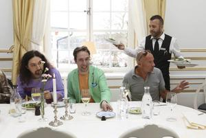 Medina, Ace Wilder och Magnus Johansson (med trumpet) är bara några av de som deltar i årets Diggiloo tillsammans med Di Leva.
