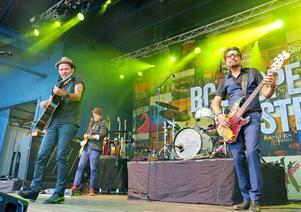 Bandet besöker Västerås nästa år.