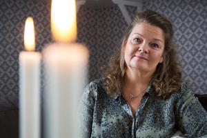 Eija Vargblom Broman kommer att ha personlig kontakt med deltagarna i stödgruppen.