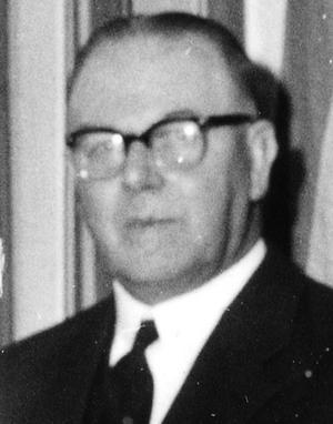Karl Hedberg.