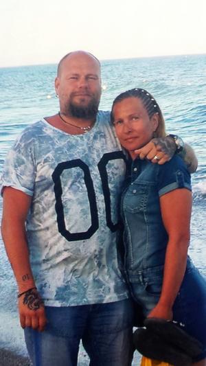Göran Larsson och Pia Olén.