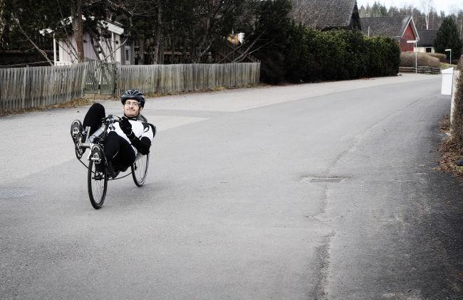 Torsdagens sena resultat cykel
