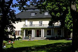 Selma Lagerlöfs Mårbacka är ritat av en av tidens mest kända arkitekter:  Isak Gustaf Clason som bland annat även ritat Nordiska museet.