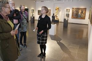 Ingela Broström berättar om Gösta Carlestams favorittavla som tyvärr inte fick vara med i dagens urval.