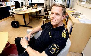Lars Hallberg lämnar Västmanlandspolisen och blir chef på Tullverket.