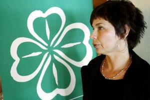 Carina Zetterström (C) är ordförande i vård- och omsorgsnämnden i Östersunds kommun.