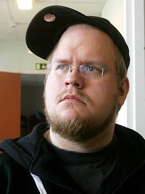 Sebastian Berglin, Krokom, har kvar matten.