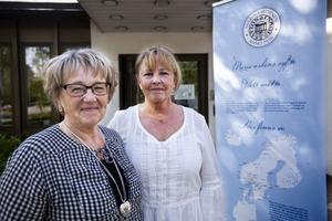 Ordenssällskap för bara kvinnor. Berit Olofsson och Assi Johansson har jobbat för att Mariaorden skall etablera sig i Härnösand. Instiftelsen av den nya logen sker under helgen i Härnösand.