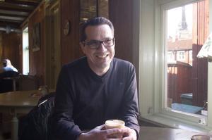 Anders Alzén är årets Bokens Dag-stipendiat.