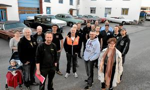 Sista rycket. I måndags kväll filades det sista detaljerna till i Oppboga inför motordagen i Fellingsbro nästa fredag. – Vi är så många som är med och arbetar så allt går faktiskt ganska smidigt, säger Peter Fryxell.