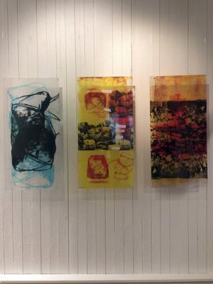 Marieta Toneva deltar med fyra objekt.