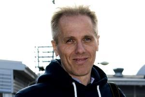 Ordförande Lars Kallin