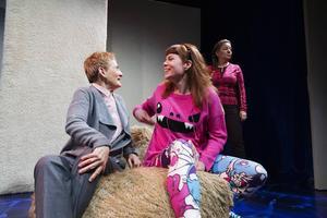 Maria Selbing, Eleanora DeLoughery Nordin och Susanne Hellström.