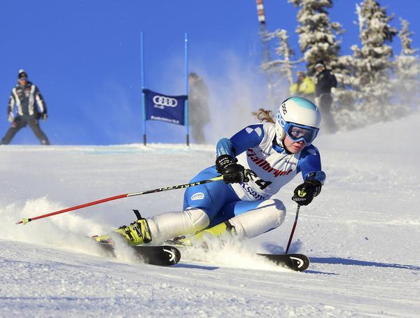 FIS-tävlingar Funäsdalen, Elsa Fermbäck, Vemdalens IF