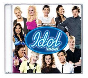 Nu på skiva. Det bästa från idol 2008.