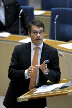 Förmår Göran Hägglund hålla Kristdemokraterna kvar i riksdagen?