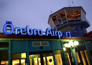 Ökar. 2011 blev ett lyft för Örebro flygplats. Både gods och passagerare har återvänt. Och nästa år ska bli ännu bättre – om inte lågkonjunkturen blir allt för omfattande. ARKIVBILD: håkan ekebacke