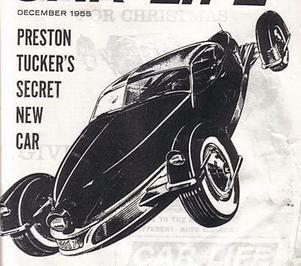 Preston Tucker sista projekt var Carioca, en spenslig sportvagn med friliggande hjul. Den lämnade aldrig skisstadiet och Preston Tucker dog i lungcancer 1956.