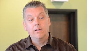 - Ett underifrånperspektiv har genomsyrat arbetet med utvecklingsplanen, sade Patrik Pettersson.