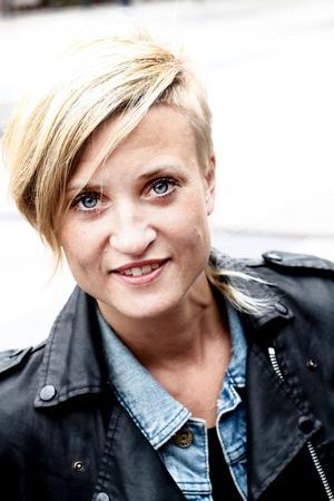Stina Elonsson var den som fick formge nya Stortorget.