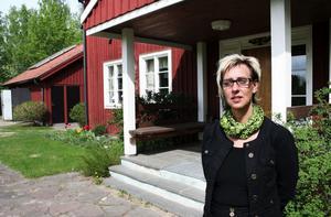 """Hoppas kunna öppna i augusti. Karin Magnusson vill starta en ny fristående förskola i Ockelbo. I mitten av augusti hoppas hon att förskolan """"Lilla jag"""" ska kunna öppna."""