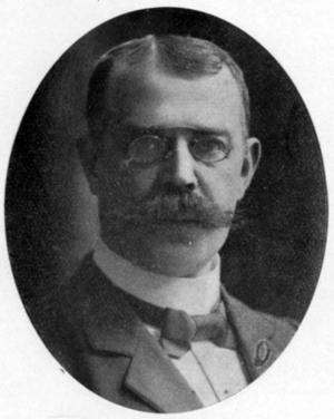 MAKEN. Dan Åkerhielm var chefredaktör för Gefle-Posten, där Annie var en flitig medarbetare.