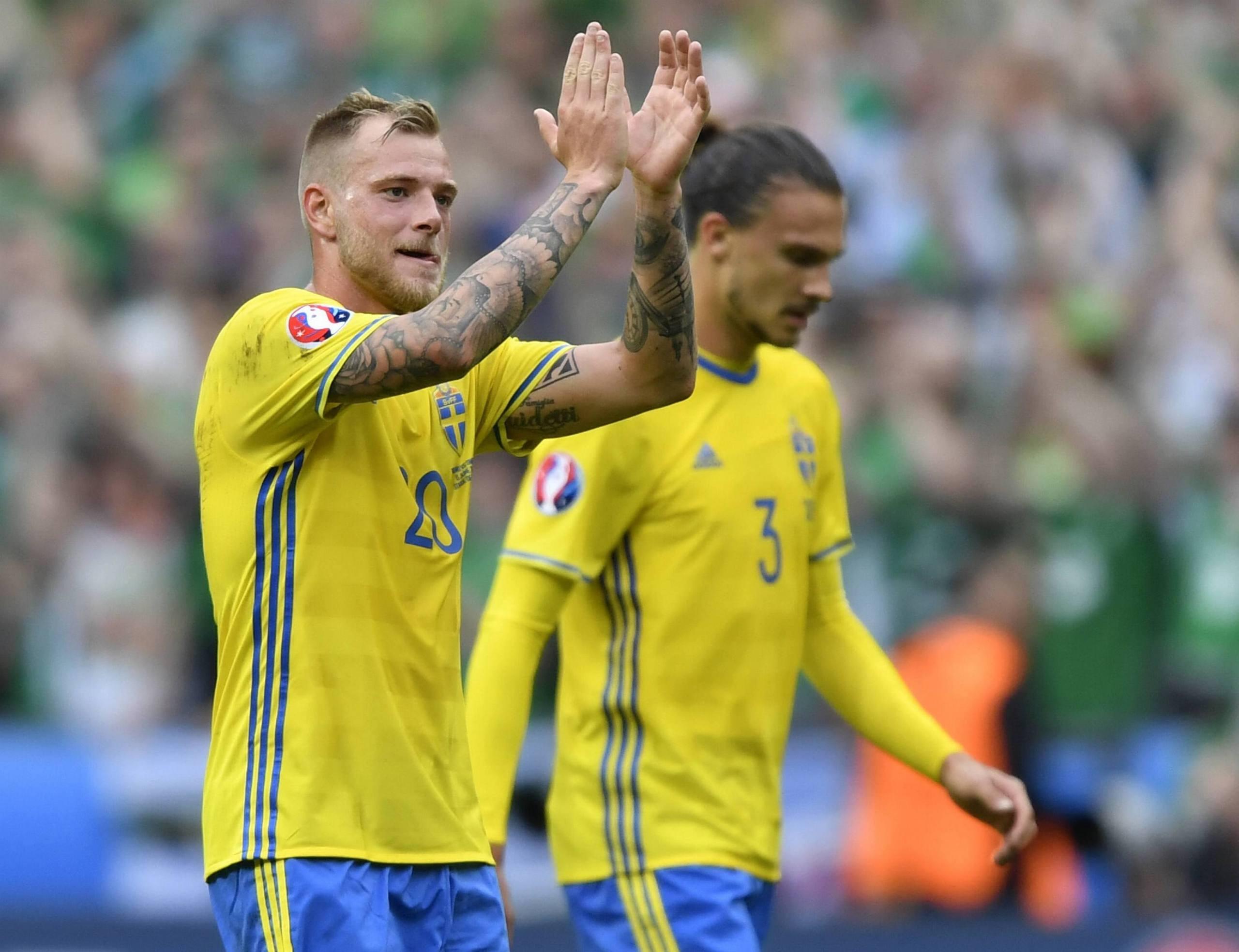 Ericsson vill spela nej fran zata