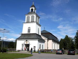 Sollefteå kyrka får 2,4 miljoner kronor för renovering under 2016.