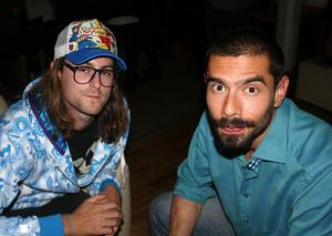 Tabazco. Christian och Yoy