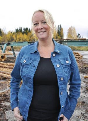 Anette Tandberg, regionchef Företagarna Jämtland Härjedalen