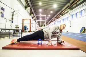 Med åldern har Wissman valt att dra ner på antalet pass och tränar sex pass i veckan, varav två där han tränar sprint.