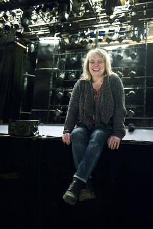 För Sussie Eriksson var yrkesvalet enkelt. Det fanns inga tvivel om att bli artist.