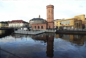 Spruthuset vid Fisktorget i Falun, är det Dalarnas vackraste byggnad?