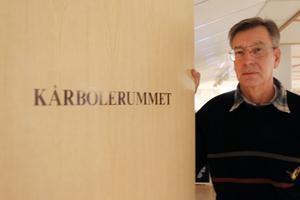 Stig Lindberg börjar den 9 januari det nya jobbet som serviceman i Kårböle. Han ska vara behjälplig för de gamla med enklare göromål.