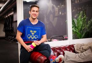 SM-vinnaren Daniel Soini åker till Bulgarien och U23-EM om två veckor.