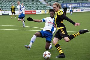 Ridwan Beyan är Hudiksvalls FF:s senaste nyförvärv.